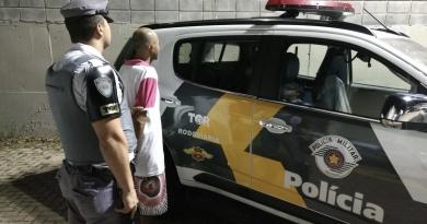 TOR captura procurado na Marginal da Anhanguera