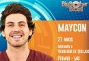 Maycon está no Big Brother 2019