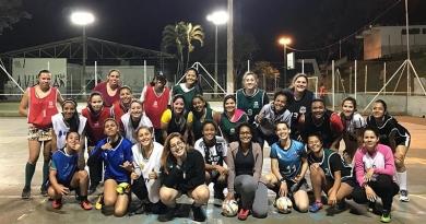 Jovens criam time de futebol feminino em Jundiaí