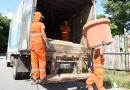 Mais de 8 mil toneladas de lixo foram coletados em Jundiaí em 2018