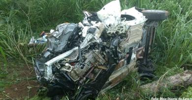 Família de Jundiaí sofre acidente grave em rodovia