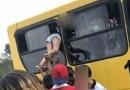EVASÃO: Passageiros relatam que ficaram com medo