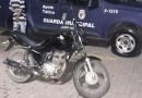 Guarda evita troca de moto por 10 pedras de crack