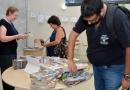 Biblioteca tem feira de troca de livros nesta quinta (21)