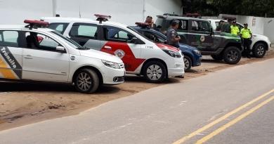 Forças de Segurança fazem ações na Serra do Japi