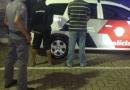 Abordagem em bar termina com dois presos