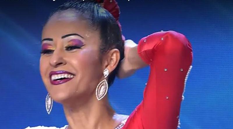 Jundiaiense Luana representa Brasil em programa da Espanha