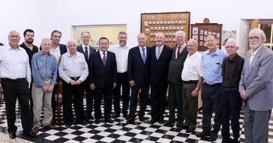 Primeira turma do Divino se reúne depois de 60 anos