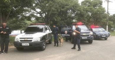Canil da Guarda e Polícia fazem buscas a porteiro desaparecido