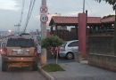 Leitor pede fiscalização de trânsito na rua Tiradentes