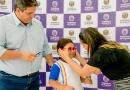 Mais 33 alunos receberam óculos em Itupeva
