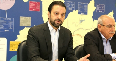 Baldy fala em melhorar transporte de 7 milhões de pessoas