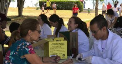Parque da Cidade recebe mutirão de saúde no sábado (23)
