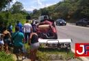 Morre vítima de acidente na Estrada de Itatiba