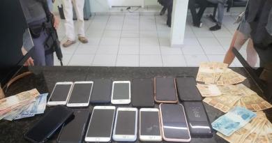 Mulheres são presas por furto de 11 celulares em Itatiba