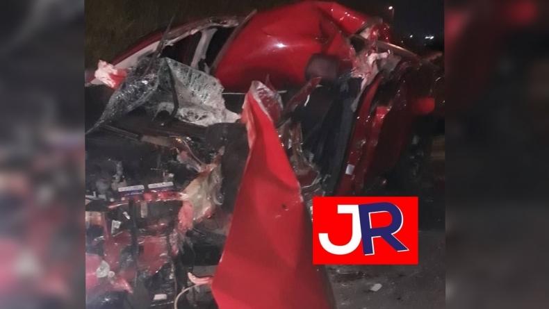 Jovem morre em acidente no trevo