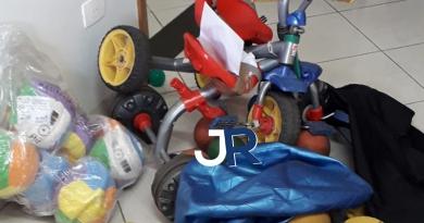 4º DP procura dono de brinquedos