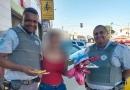 PÁSCOA: Policiais compram chocolates para mãe desesperada
