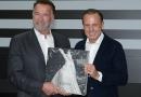 Schwarzenegger e Doria firmam parceria em SP