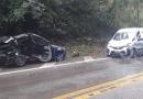 Mulher morre em acidente na Estrada Velha de SP