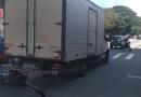 Avenida Jundiaí tem acidente com três veículos
