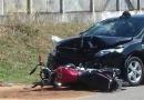Manhã de sábado foi cheia de acidentes