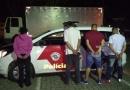 PM prende quadrilha por roubos de carga e carros
