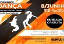 Itupeva vai oferecer workshop gratuito de danças no dia 8