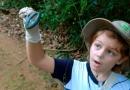 Educação Ambiental: crianças participam de atividade no CREAM