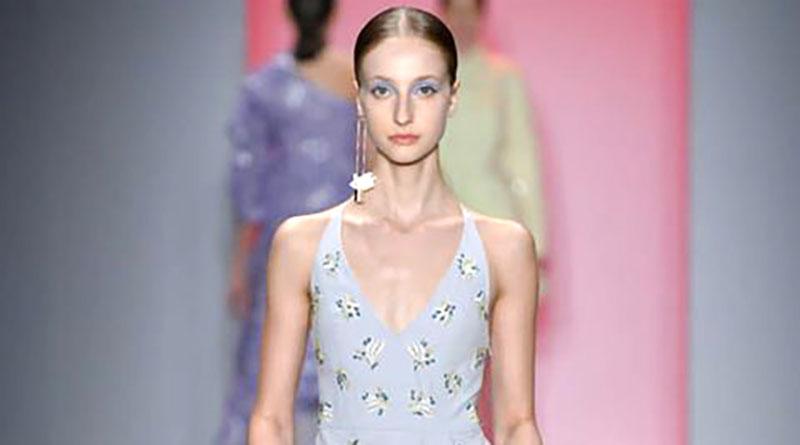 Vanessa é aposta no mundo da moda