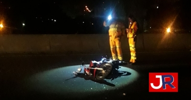 Motorista é preso por causar morte de motociclista