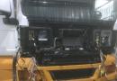 Polícia acha desmanche de caminhões no Distrito Industrial