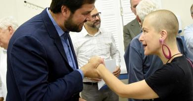 Hospital São Vicente inaugura nova área de quimioterapia