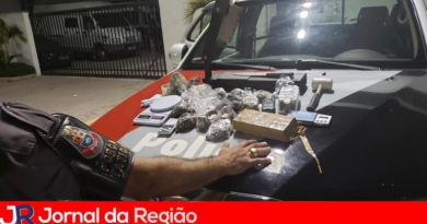 Traficante preso no São Camilo