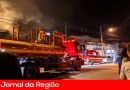 Itatiba: Incêndio assusta moradores do Parque São Francisco