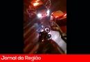 Dupla foge da PM e sofre acidente em Itatiba