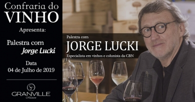 """Empório Dom Olívio apresenta a """"Confraria do Vinho"""""""
