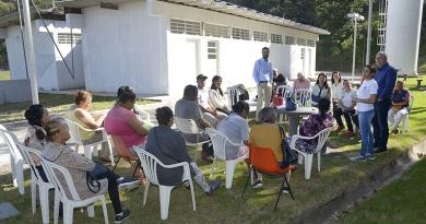 Nova UBS Maringá promove palestra sobre alcoolismo