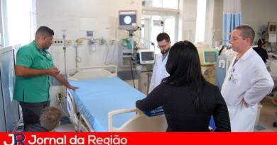 Hospital São Vicente recebe novas camas