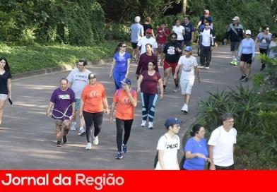Caminhada do Procon reúne 300 pessoas