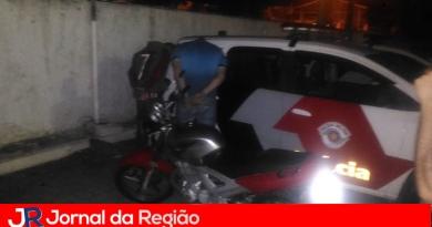 PM prende ladrões de moto em Itupeva
