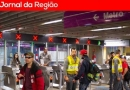 Metrô de SP fecha quatro estações e 165 mil pessoas são prejudicadas