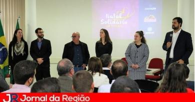 Prefeito apresenta Campanha Natal Solidário