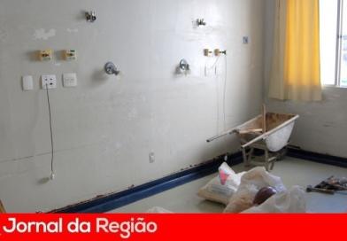 Começam obras na Ala Feminina do São Vicente
