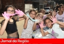 ´Ruas de Brincar` levam diversão para o Jardim Fepasa