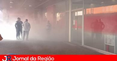 Santander faz simulado e muita gente se assusta