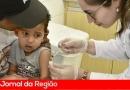 Sarampo: vacina está disponível nas UBSs