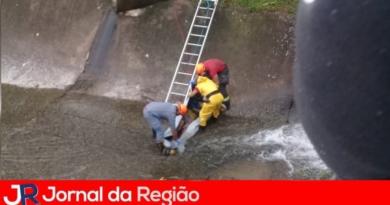 Homem encontrado em rio foi assassinado
