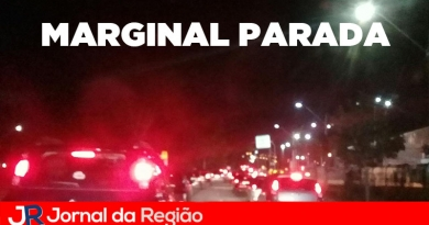 Três acidentes complicam trânsito em Jundiaí