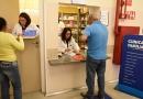 Pacientes do Novo Horizonte retiram medicamentos na Clínica da Família
